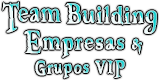 Team Buildings eventos empresas y grupos Toledo