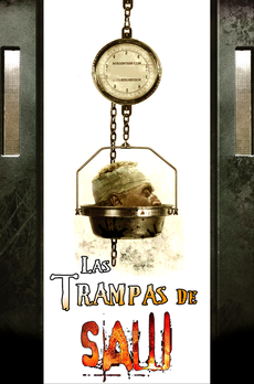 Trampas de SAW Escape Room Dark Toledo